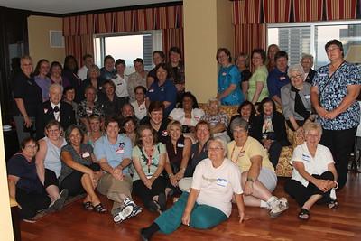 2011 National Board, Women Commanders Reception