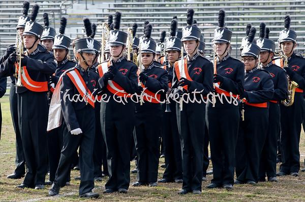 Orange Panther Guard