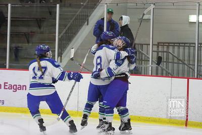Girls Varsity Hockey vs Shakopee