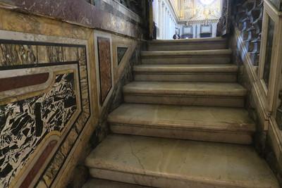 Rome--- Santa Maria Maggorie ---Bernini Steps