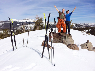 Donner Summit: Mar 8-9, 2014