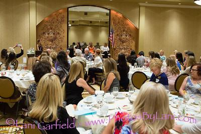 Women Leaders Forum Branding Luncheon 3/10/16
