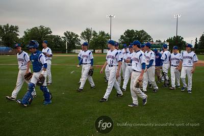 Proctor v Minneapolis Washburn State Baseball Quarter-Finals 6-14-12