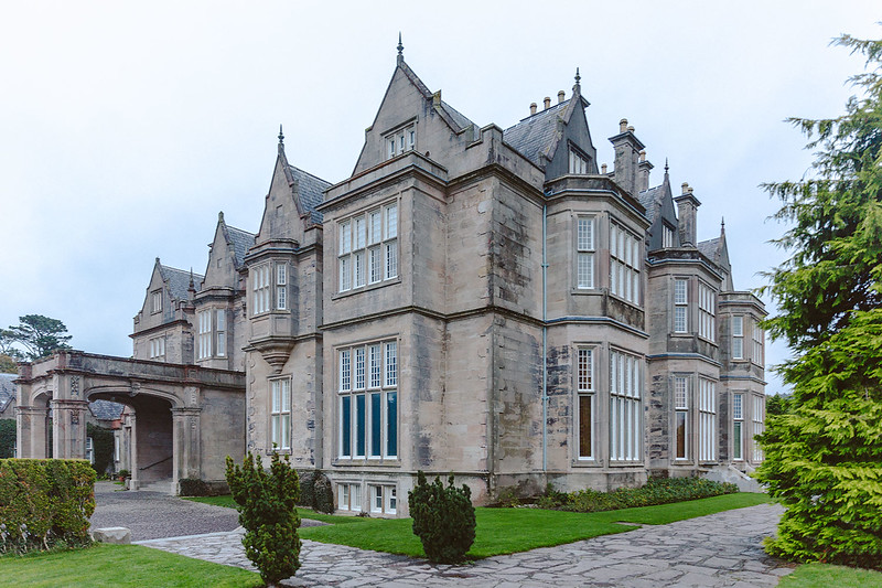 muckross house killarney national park
