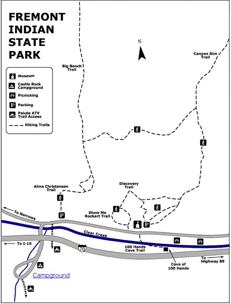 Fremont Indian State Park
