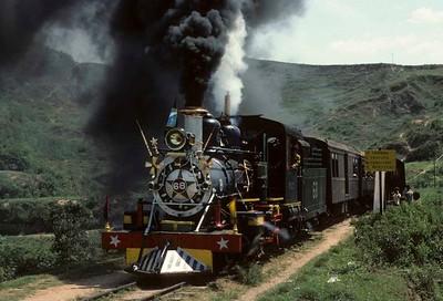 Viacao Ferrea Centro-Oeste (VFCO, Central-Eastern Railway), 1976