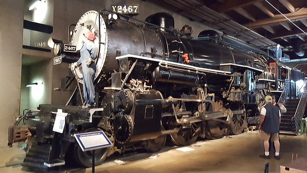 2016 Railroad Museum and Old Town Sacramento
