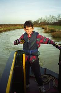 Scout Narrowboating