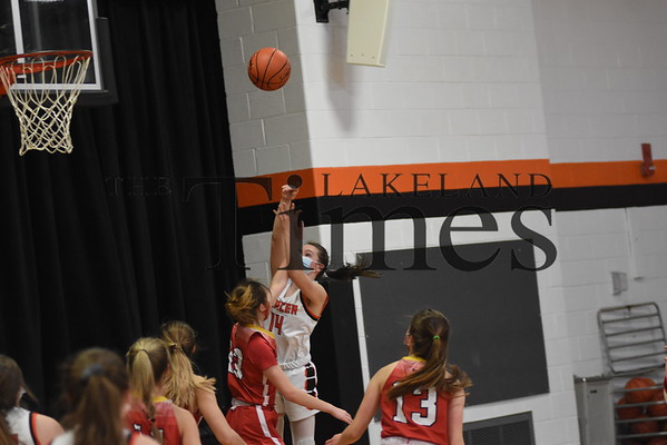 Mercer Girls' Basketball vs. South Shore February 2, 2021