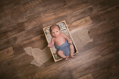 Michael McAndrew Jr | Newborn