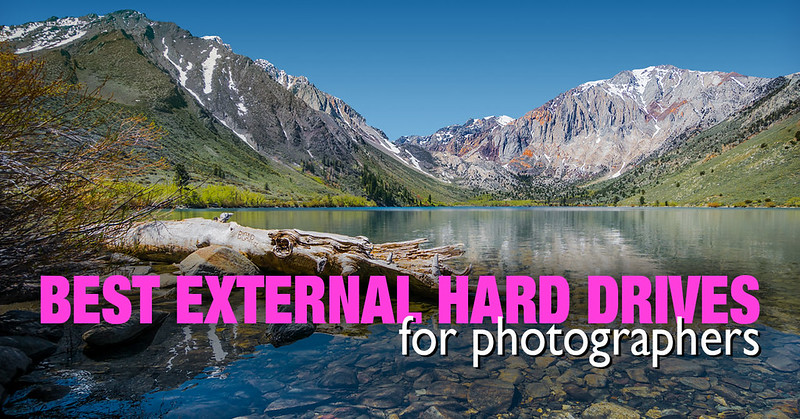 Best External Hard Drive for Photographers
