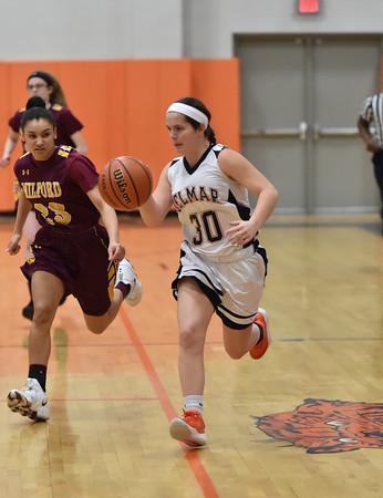 Delmar Varsity Girls Basketball vs Milford