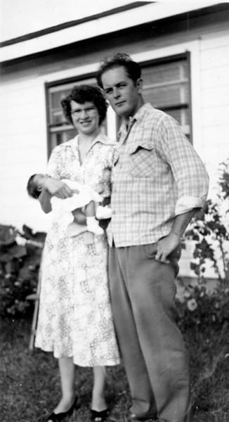 Janice Smock - 2 wks Sept 16, 1951