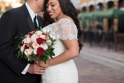 First Look & Newlyweds