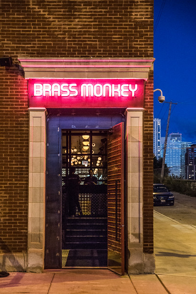 The Brass Monkey hosts the West Central Association