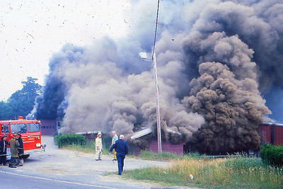 East Bridgewater Plymouth St 6/1987