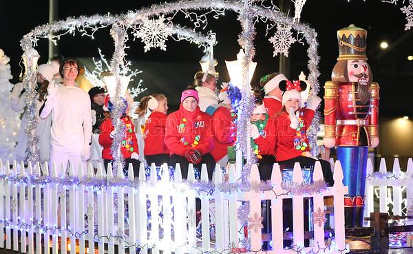 Watkins Glen Village Christmas 2018