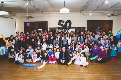 Feb 2016 - Pastor Young Turns 50