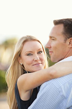 Megan and Mark