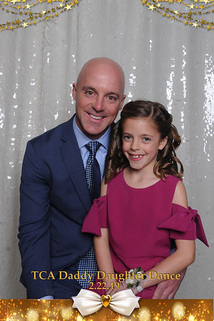 TCA Daddy Daughter Dance- Bent tree  Country Club