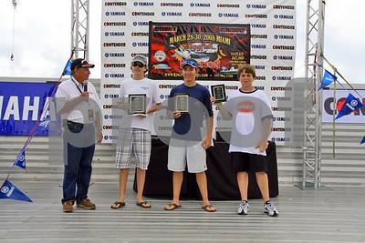 2008 Miami Kingfish Masters Tournament Awards