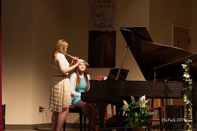 Woodwind Studio Recital 2013