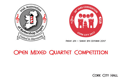 2017-1006 IABS - Mixed Quartets Contest