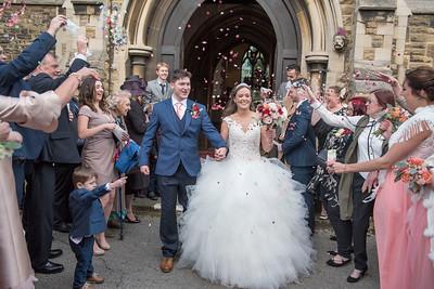 Keri & Daniel Wedding Previews 051116