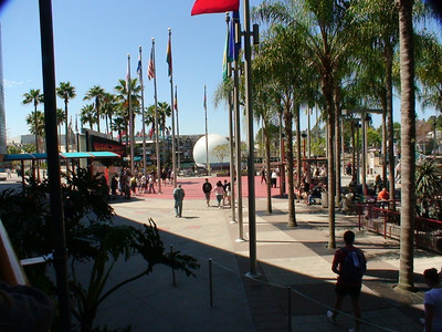 Universal Studios 2007