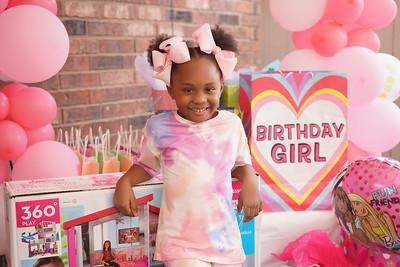 Lauren's 5th Birthday Party