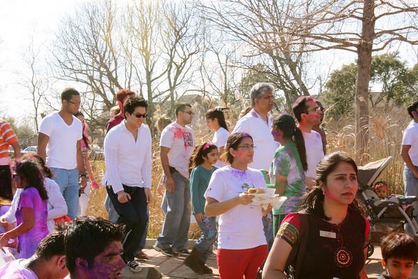 Holi - Indian Festival of Color, 2010