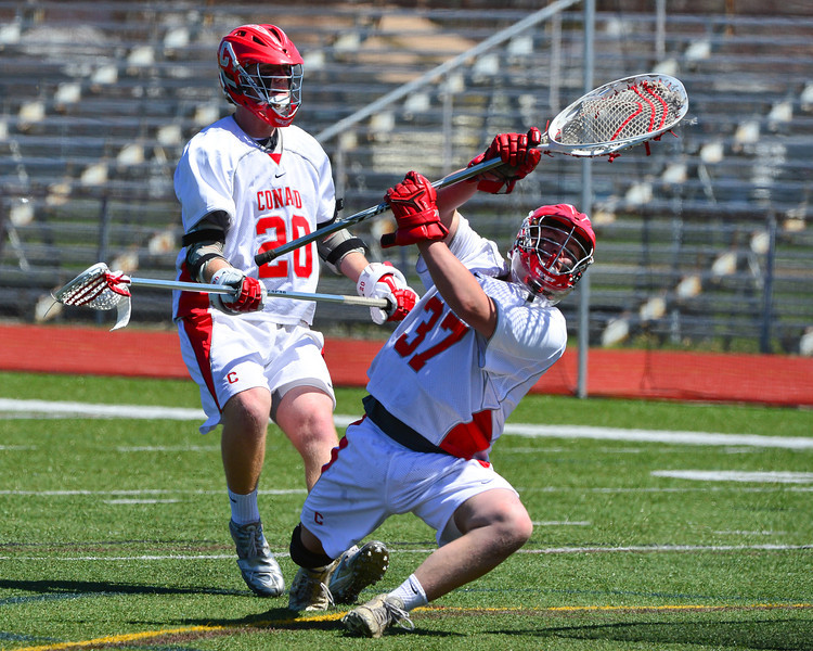 2013 - Varsity (boys) v. Fairfield - Ludlowe - April 17, 2013