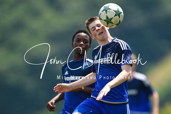 Viena FC vs Frederick