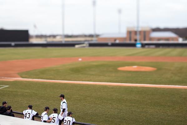 Purdue Baseball vs Iowa 2015-4-3