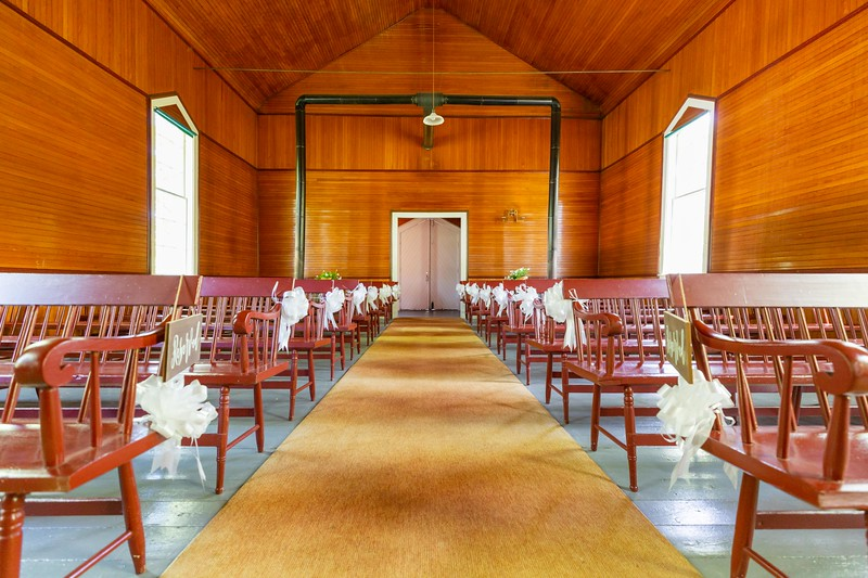 The Little White Church - Wedding Photography - Highgate Springs, VT