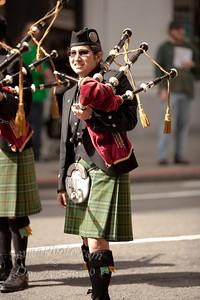 San Francisco St Patrick's Day 2011