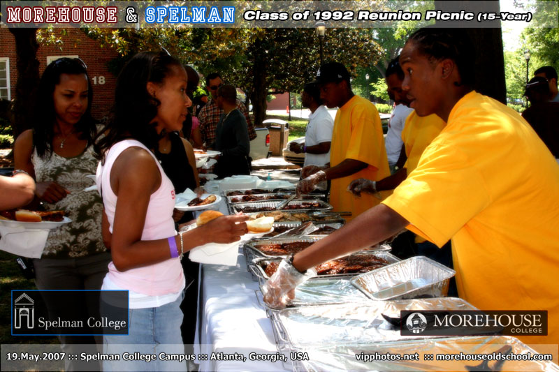 Morehouse/Spelman Class of 1992 REUNION PICNIC ::: Spelman Campus ::: ATL, GA [May.19.2007]