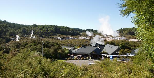 Day 5 - Wai-O-Tapu & Taupo