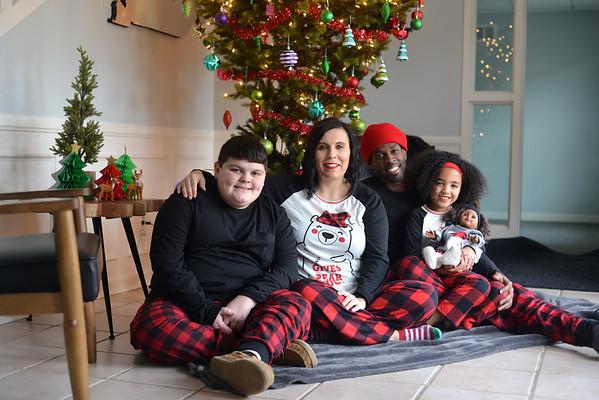 JR., Lauren & Kids