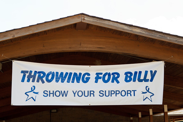 Throw for Billy