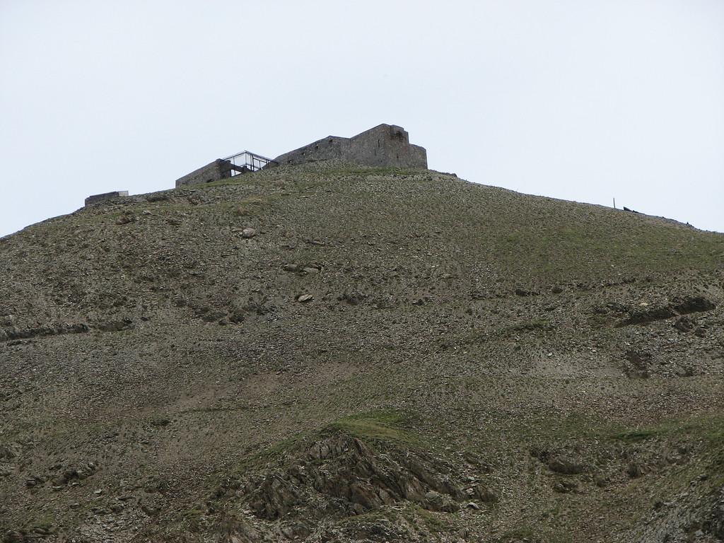 Het observatiefort, Tête de Viraysee
