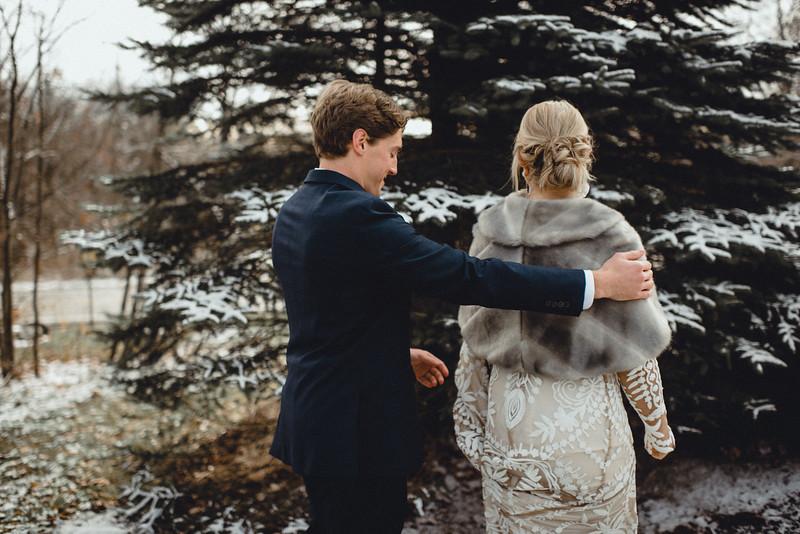 Requiem Images - Luxury Boho Winter Mountain Intimate Wedding - Seven Springs - Laurel Highlands - Blake Holly -554.jpg