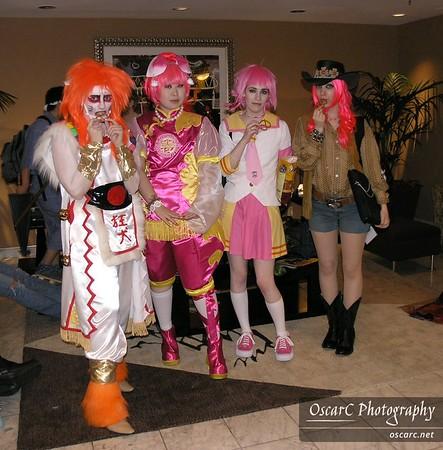 AOD 2005 Cosplays