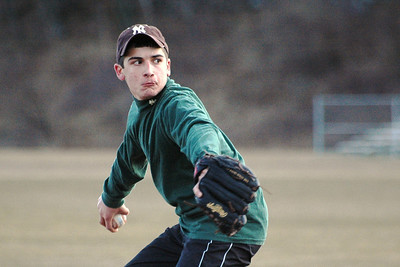 2008 NEW MILFORD HIGH SCHOOL JV BASEBALL