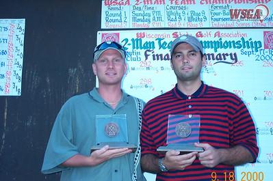 2000 2-Man Team Championship