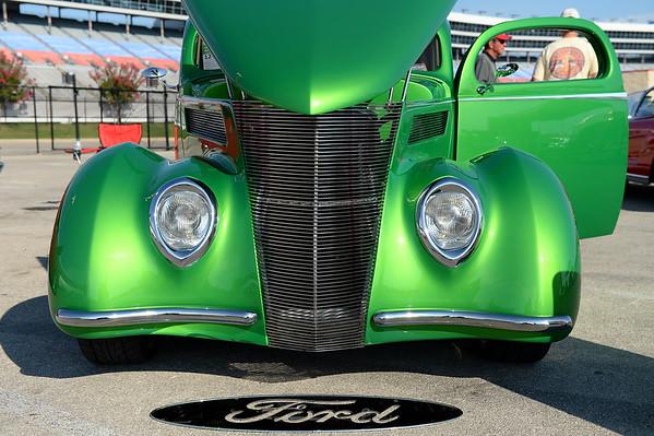 2015 Goodguys  Auto Show Texas Motor Speedway