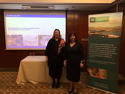 IoD CPD on the IOM Equality Act 2017