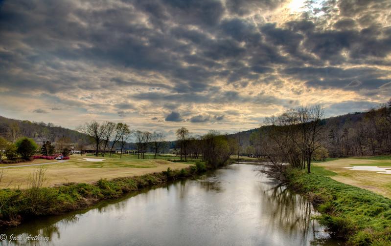 Achasta Golf Course, Dahlonega, Ga.