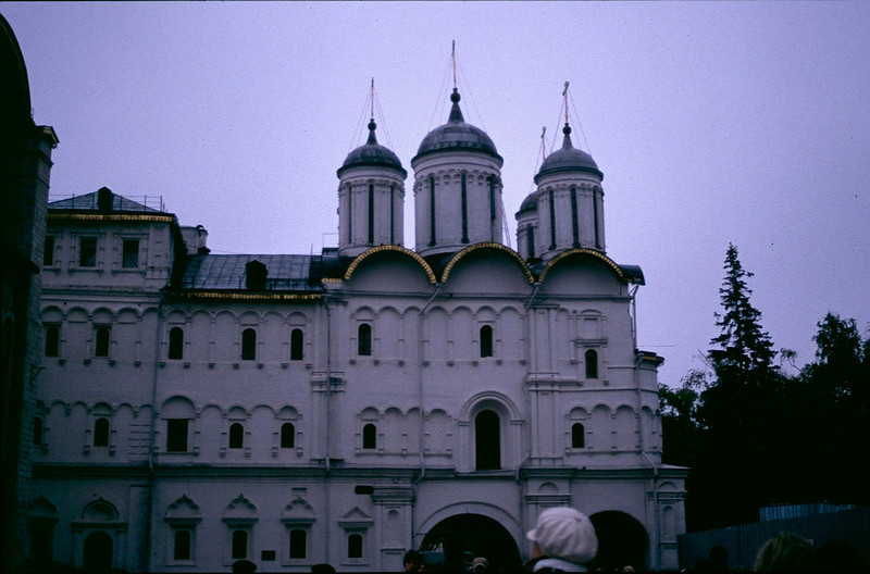 historic buildings on Red Square