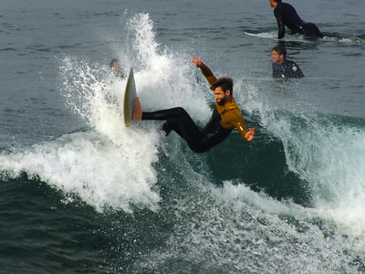 10/6/20 * DAILY SURFING PHOTOS * H.B. PIER